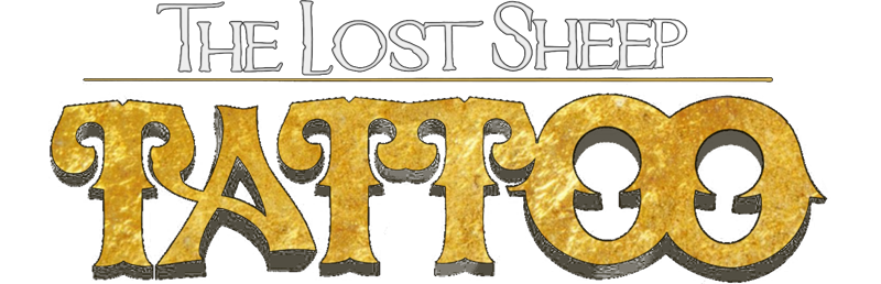 The Lost Sheep Tattoo logo
